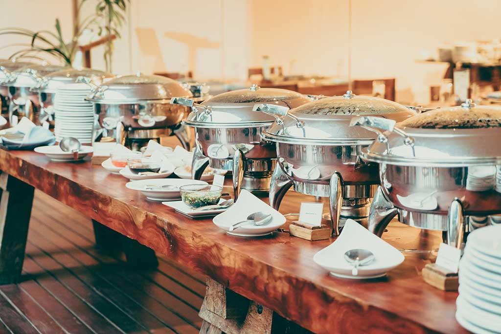 بهترین منوی شام عروسی