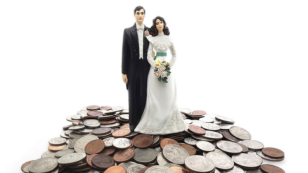 هزینه های عروسی