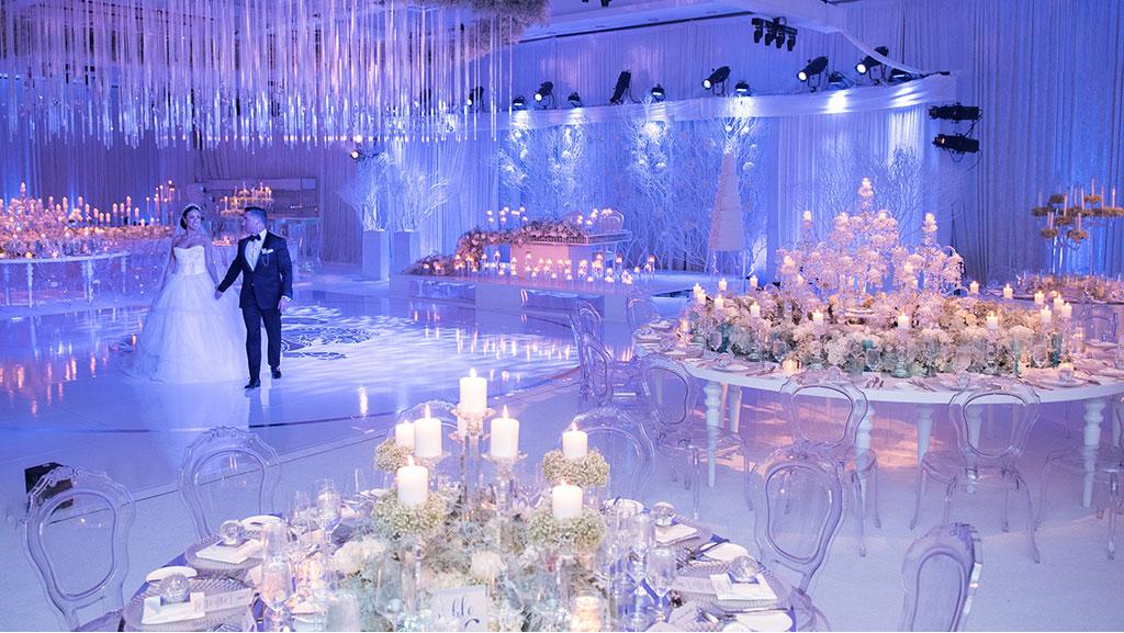 نورپردازی عروسی